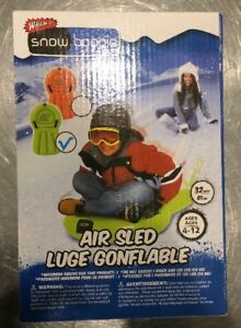 Wham-o Inflatable Sled Air Sled Snow Boogie