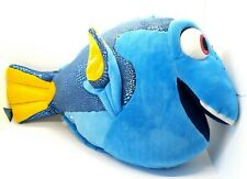 "Large Build A Bear Finding Dory Plush, Blue Fish Soft Toy, 19"" Long - VGC"