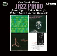 JAZZ PIANO-FOUR CLASSIC ALBUMS  2 CD NEUF
