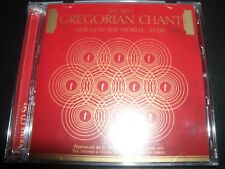 The Best Gregorian Chant Album in the World Ever! 2 CD – Like New