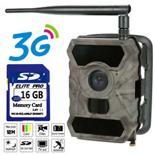 3G Network MMS GPRS Game 1080P Trail Hunting Camera WildGuarder WG-890WG w/16GB