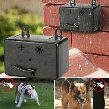 Dog Anti Barking Device Outdoor Ultrasonic Bark Control Sonic Silencer Tools