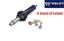 Weldy 1600W Plastic Hot Air Gun Carton Packing Hot Air Torch Plastic Heat Gun
