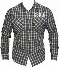 G-Star Long Sleeve Button-Front Casual Shirts for Men
