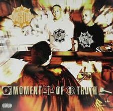 Moment of Truth [LP] [PA] by Gang Starr (Vinyl, May-2015, 3 Discs, Virgin)