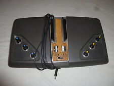 VINTAGE ODYSSEY MAGNAVOX 500 SYSTEM CONSOLE HOME VIDEO GAME HOCKEY TENNIS RARE >