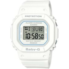 Casio Baby G Women's Watch White 44.7mm Resin BGD560-7