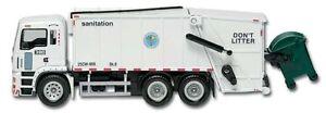 New York City Department of Sanitation Pullback Garbage Truck Brand NEW Sealed