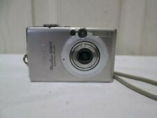 Canon PowerShot SD600 Camera.  For Parts Or Repair.  AS-IS.  See Description...