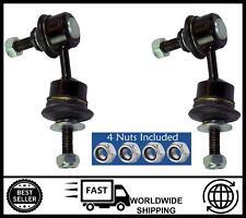 Jaguar X-Type Rear Suspension Anti Roll Bar Stabilizer Drop Links X2 C2S4585