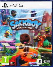 Sackboy: A Big Adventure - PS5 / PlayStation 5  - Neu & OVP - EU Version