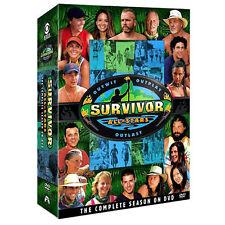 Survivor - Palau: The Complete Tenth Season (DVD, 2006, 4-Disc Set)
