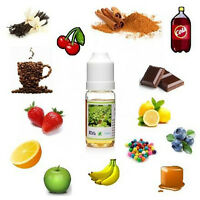 10ml eShisha Flavour Liquid. Huge choice of flavours!! 0% Nicotine/Tobacco