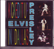 Elvis PRESLEY-kicked it up in Dallas CD