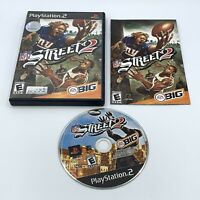 NFL Street 2 (Sony PlayStation 2, PS2) - Complete With Manual CIB