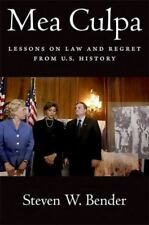 Mea Culpa: Lessons on Law and Regret from U.S. History-ExLibrary