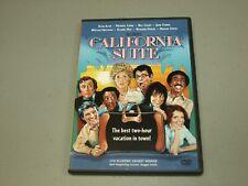 California Suite DVD  Neil Simon  Alan Alda  Jane Fonda  Michael Caine W/ Insert