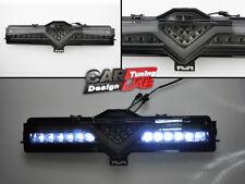 LED Rear Bumper Backup Brake Lamps Smoked FogLights Fits Scion FRS Subaru BRZ