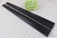 2 pcs New 4/4 cello fingerboard undyed Indonesia ebony full size cello parts#672