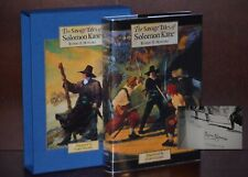Ltd Edition– Savage Tales of Solomon Kane by Robert E Howard –Signed Gary Gianni