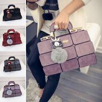 HOT SALE!!Fashion Women Shoulder Bag PU Leather Tote Handbag Satchel Ladies Bags