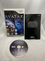 James Cameron's Avatar: The Game (Nintendo Wii, 2009) - European Version
