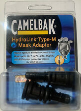 CamelBak Type-M Hydrolink Gas Mask Adapter Set of 2 New