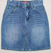 Miss Smart Demin Skirt Girls Size Small Miss Joe's Mini Skirt