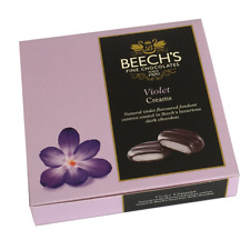 Hêtre de chocolats-Chocolat Foncé Violet Crème 90 g x 3