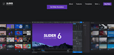 Slider Revolution 6.2.10 + Addons + Templates – Responsive WordPress Plugin