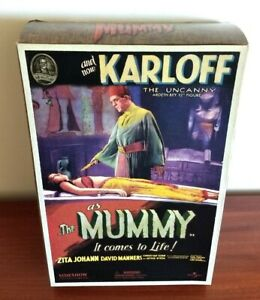 Sideshow Universal Studios Monsters 'The Mummy' Boris Karloff 1/6 figure