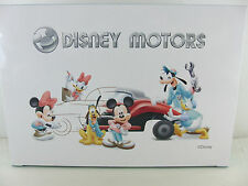 10 pcs Tomica Diecast Disney Motors Premium Set ,Stitch, Mickey, Donald Buzz