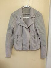 Blank NYC Women's Zip Jacket Outerwear Coat Size S Small