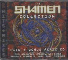 THE SHAMEN / COLLECTION - HITS + REMIXES * NEW 2CD'S 2018 * NEU *