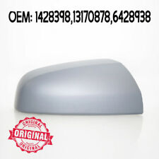 Right Side Wing Mirror Cover Cap Casing Primed For Opel Vauxhall Zafira B  05-08