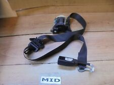 VAUXHALL CORSA C 2001-06 3/5DOOR REAR CENTRE MIDDLE SHOULDER SEAT BELT 33003598