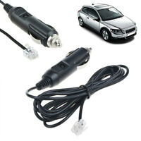 Car DC Adapter for Escort Passport 7500S Radar Detector Auto Power Cord Charger