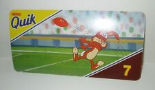 NESTLE QUIK NESQUIK RABBIT BUNNY CANADIAN SPORTS COLLECTOR CARD #7 FRENCH 1993
