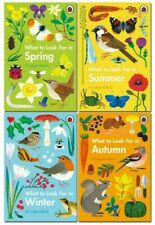 Ladybird Books – What to look for in Spring, Summer, Autumn, Winter - New