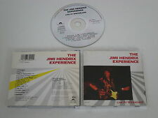 THE JIMI HENDRIX EXPERIENCE/LIVE AT WINTERLAND(POLYDOR 833 004-2 Y) CD ALBUM