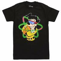 Disney Goofy Movie Powerline Atom Max Adult T-Shirt New.