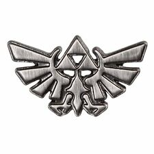 *NEW* The Legend of Zelda: Trifoce Logo Lapel Pin by Bioworld