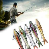 Multi Jointed Fishing Lures Sinking Wobblers Swimbait Crankbait Bait Lure