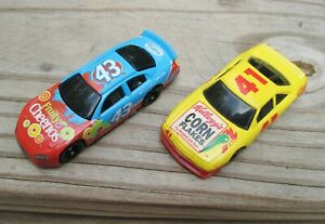 General Mills Kelloggs Cereal Diecast Toy Cars Fruity Cheerios 43 Corn Flakes 41