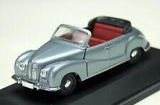 "BMW 501 Cabrio 4-türig ""Barockengel"" Bj. 1952-1954, blaumetall, Schuco-Mod. 1:43"
