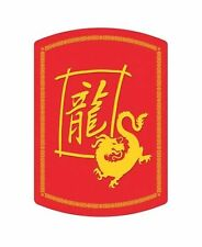 Chinese Dragon Cut out Chinese New Year Room Wall Decorations
