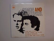"SIMON & GARFUNKEL: A Hazy Shade Of Winter +3- Portugal 7"" 1967 CBS 6243 EP PCV"