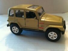 NEW-RAY JEEP DAKAR CONCEPT VEHICLE 1998 1/32 SCALE IN BOX