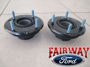 14 thru 19 Explorer OEM Ford Front Suspension Upper Strut Mount Bearing - PAIR