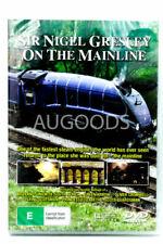 Sir Nigel Gresley on The Mainline Railway(dvd Region 4) Lc4